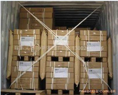 供應貨櫃空隙填充氣囊 2