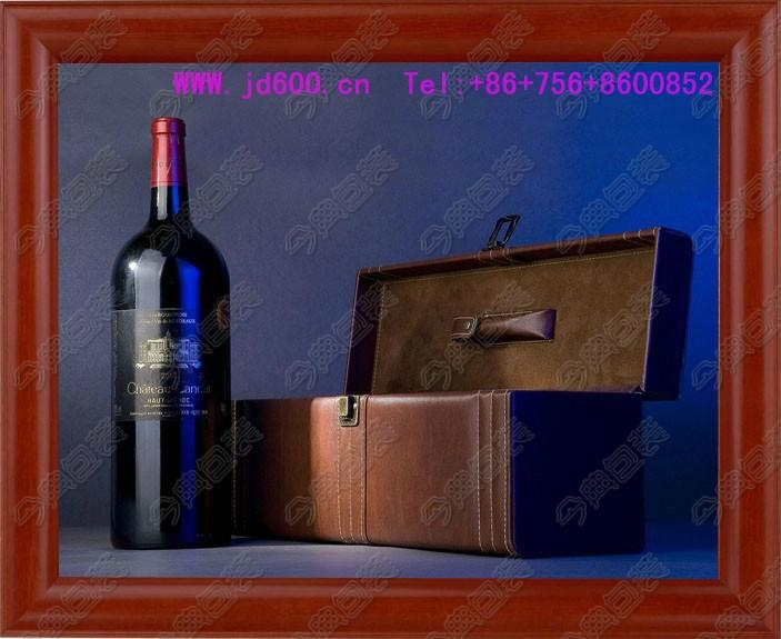 luxury red wine gift packaging box suppliers 1