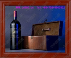 luxury red wine gift packaging box suppliers