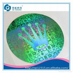 rolex hologram sticker