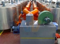 Malting equipment