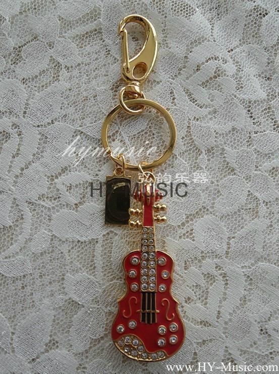 Music USB drive Keychain 1