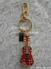 Music USB drive Keychain