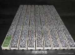 水岛铝镁合金开绒刮沙除尘防滑地垫