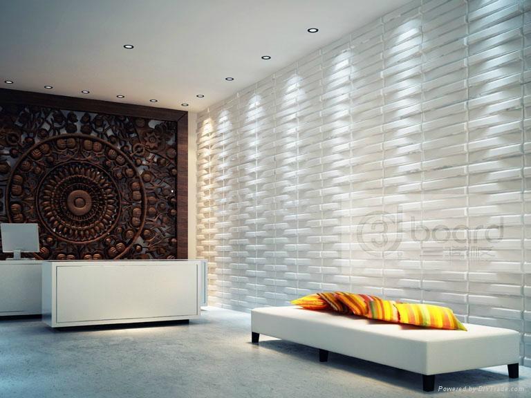 3d wall panels environmental diy wall decoration bladet
