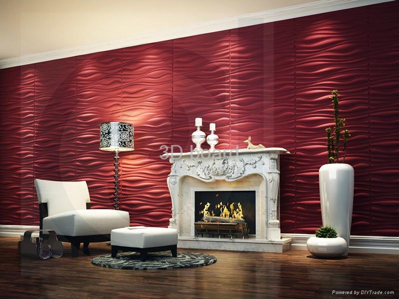 Wallpaper 3d Board Inreda 3dboard China Wallpaper