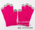 iphone / ipad touch gloves , smart gloves  2