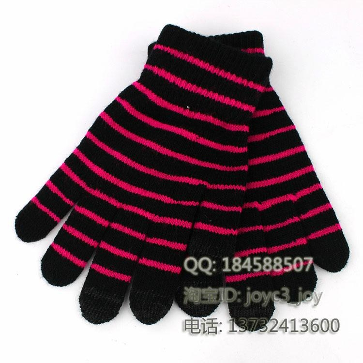 2012 fashion touch glove for Iphone/ itouch  1
