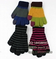 2012 fashion touch glove for Iphone/ itouch  3