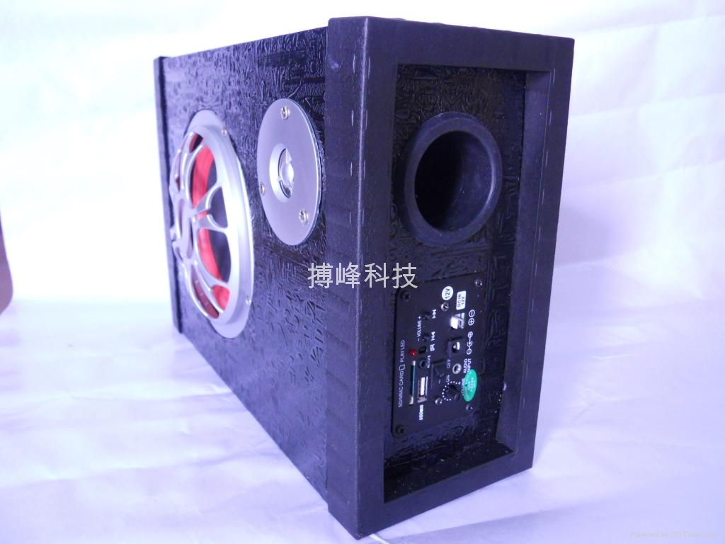 汽车低音炮 2