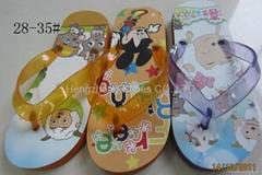 EVA kids'flip-flop