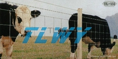 High quality galvanized cattle fence