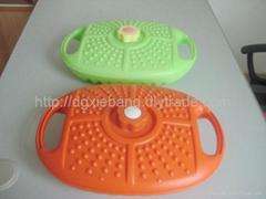 2.8L plastic HDPE blow molding hot water bottle