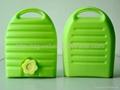 800ml plastic HDPE blow molding hot
