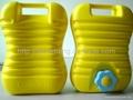 1.6L plastic HDPE blow molding warmer