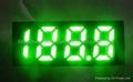 4 digits seven segment LED display