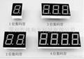 0.36''Triple Digita 7-segment LED Display with  Common Anode 2