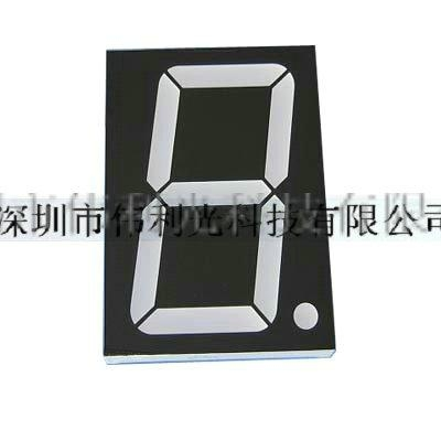 0.56'' 7-segment LED display OEM sevice are welcome 3