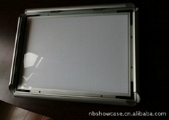 新型无背板铝合金相框