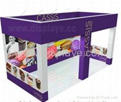 Custom Portable  Trade Show Exhibits