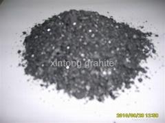 natural amorphous graphite grain