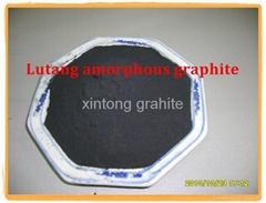 natural amorphous graphite powder FC 60%min