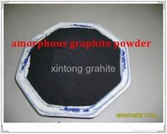 natural amorphous graphite powder FC 78%min