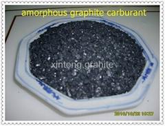 natural amoporphous graphite grain FC 75%min