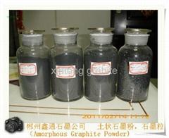 natural amorphous graphite grain FC 78%min