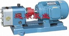 FX不锈钢齿轮泵