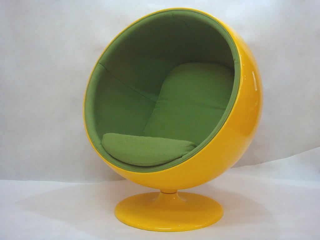 Arredamento Anni 60 Foto arredamento vintage: mobili in plastica anni '60
