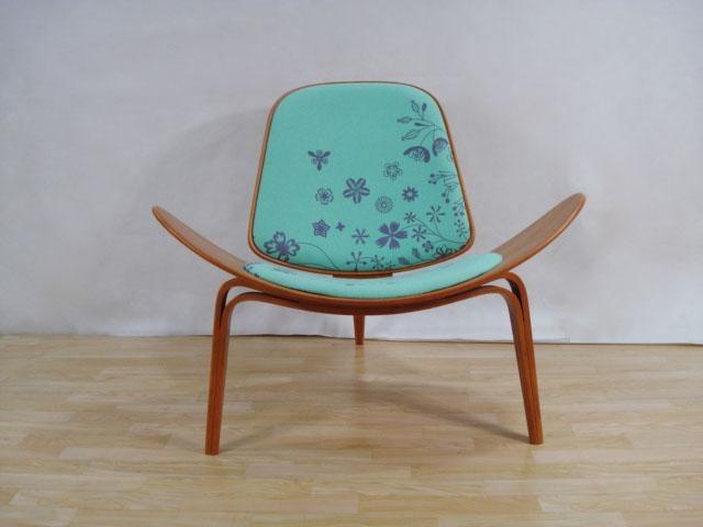 wegner shell chair ch07 china manufacturer leisure furniture