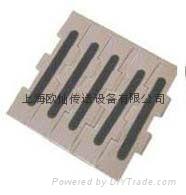 防滑型塑料链板