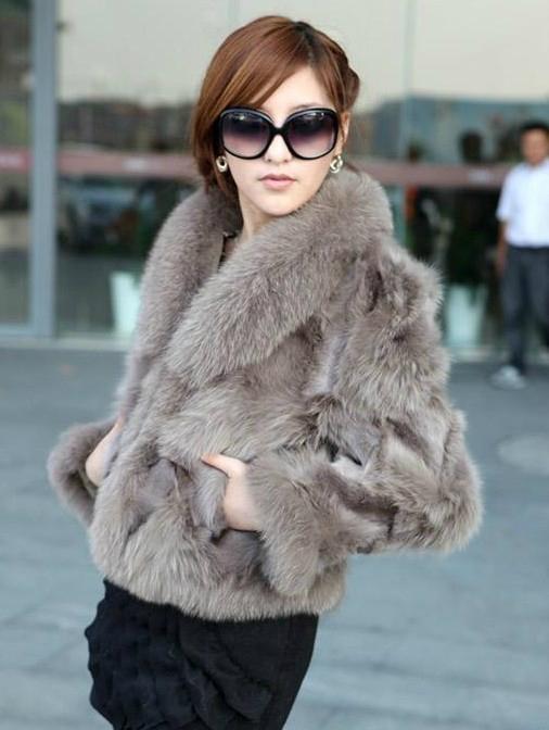 ab2cae45942 Sell women real fur coat 2353 - Beauty life (China Trading Company ...