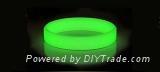 lovely silicone bracelets