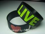 good quality silicone energy wristband