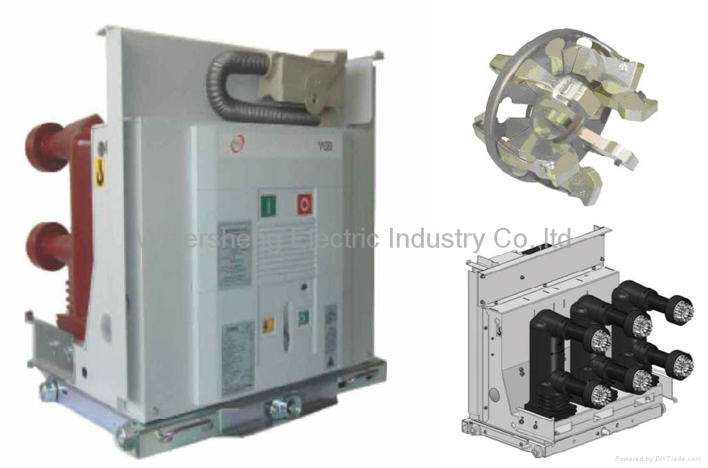 VCB: VCB Medium Voltage Vacuum Circuit Breaker