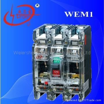 塑料外壳式空气断路器 1