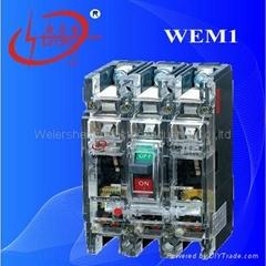 塑料外壳式空气断路器