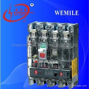透明塑壳漏电断路器 1