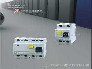 透明小型漏电断路器 2
