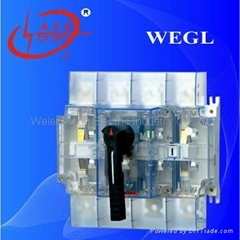 Transparent load isolation switch