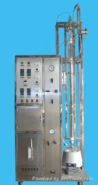 常減壓玻璃精餾實驗裝置 1