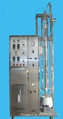 常減壓玻璃精餾實驗裝置