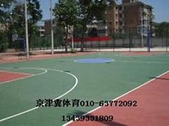 瀋陽網球場建設