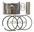 Piston & Ring Set Kit 1