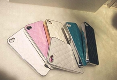 Wholesale Iphone 5 4 4S Case Sheep Skin Iphone case Hot Sale Free Shipping