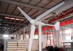 LQ-10kw大型低速永磁風力發電機