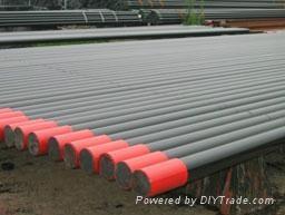 SA 335 P22  P9   P 11 alloy seamless steel pipe  1