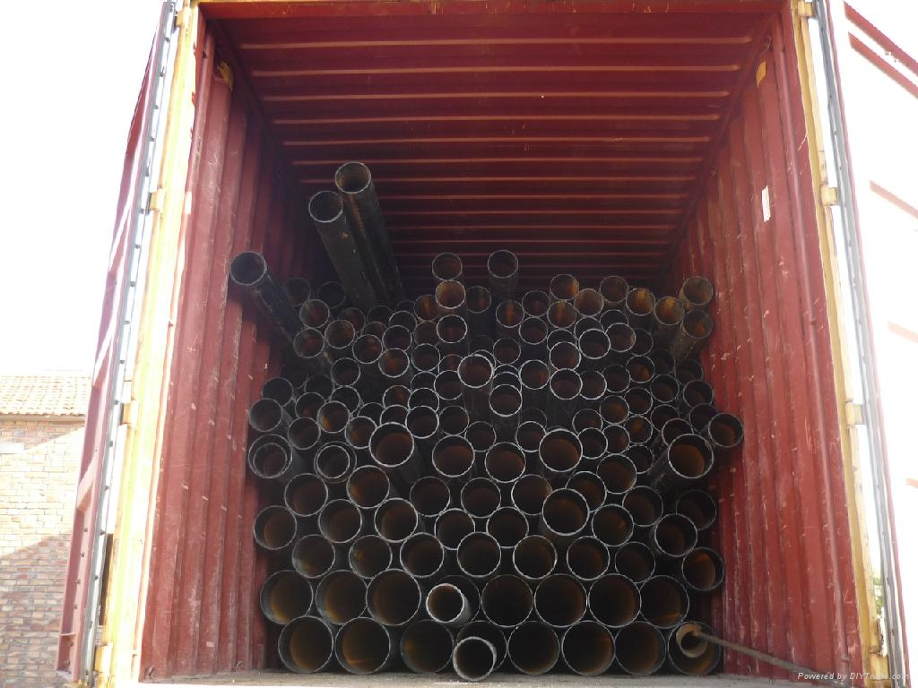 SA 335 P91/P22 ALLOY SEAMLESS STEEL PIPE IN STOCKS SUMITOMO METAL  5